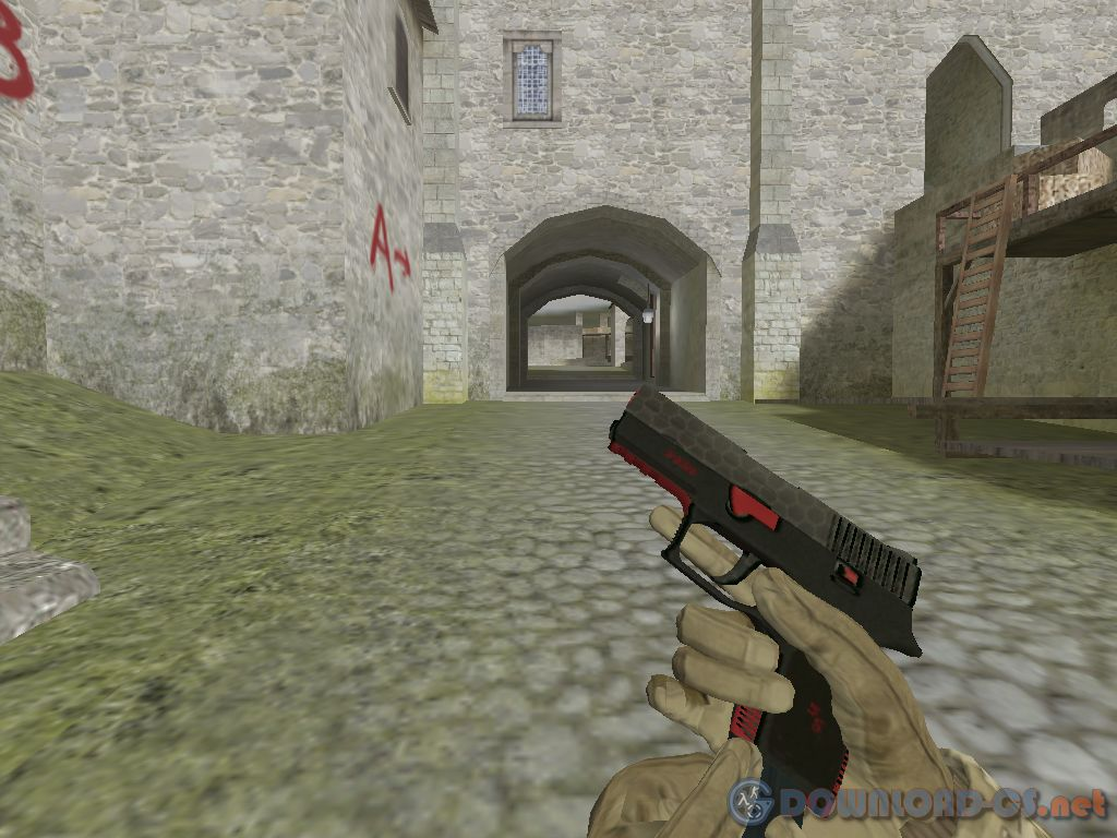 Модель оружия для CS 1.6 - «P250 SickSlick»