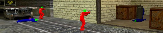 counter strike 1.6 by bydyn