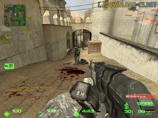 counter-strike source v34 modern warfare