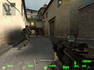 cs source v34 modern warfare