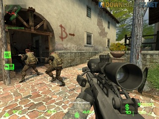 сборка cs 1.6 modern warfare