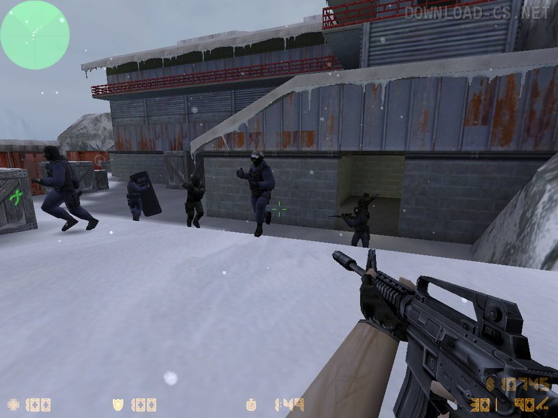 Xtreme counter-strike 1. 6 final release-2.