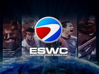CS 1.6 ESWC Gaming