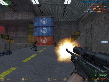 Техника Fast Zoom в игре CS 1.6