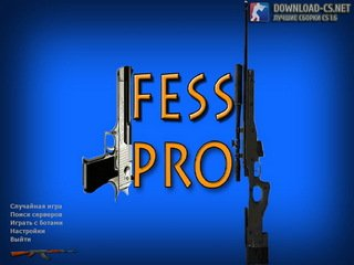 Counter-Strike 1.6 Fess.Pro