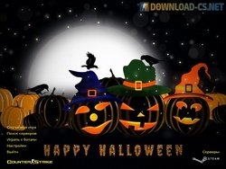 CS 1.6 Halloween