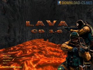 Counter-Strike 1.6 Lava