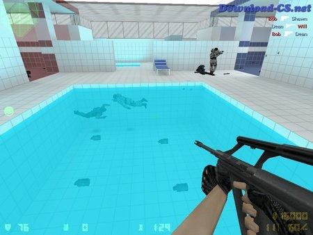 Карта fy_pool_day – настоящая арена