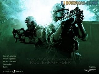 Counter-Strike 1.6 Nuclear Garden