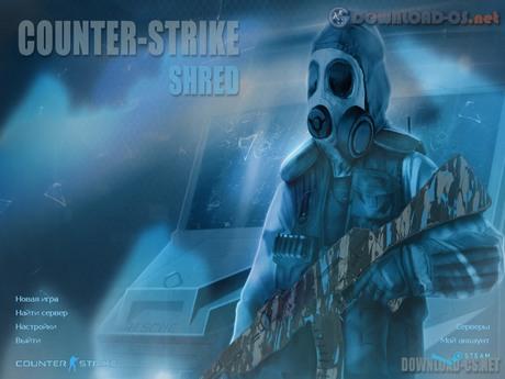 CS 1.6 Shred