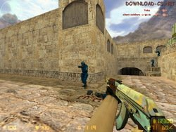 counter-strike 1.6 silent soldiers