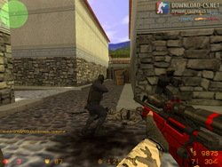 counter-strike 1.6 by the low