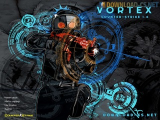 Counter-Strike 1.6 Vortex
