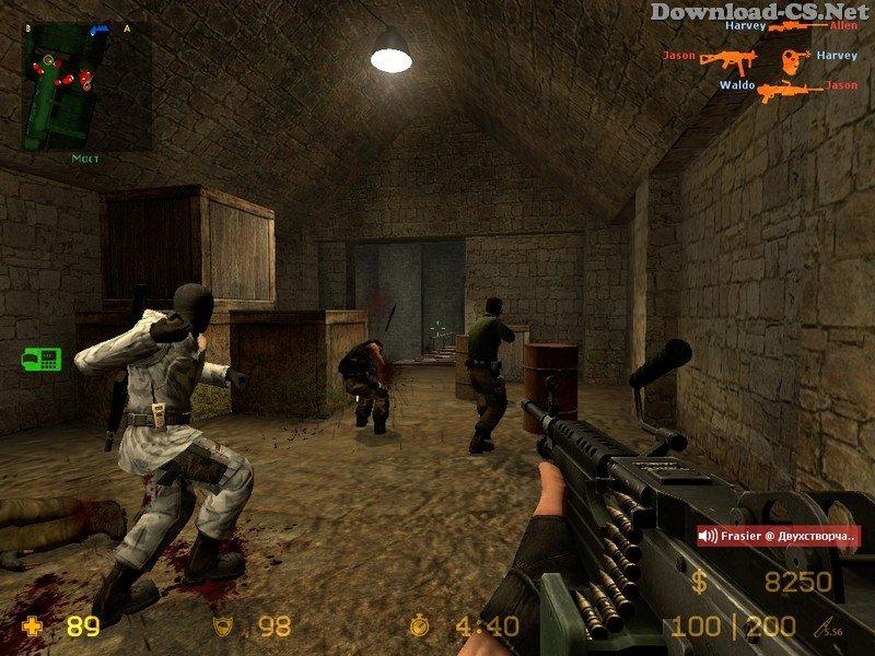 Скачать Counter Strike на андроид бесплатно / Контр Страйк