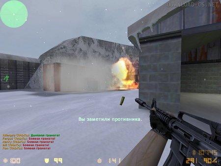 Colt m4a1 Carbine в кс 1.6