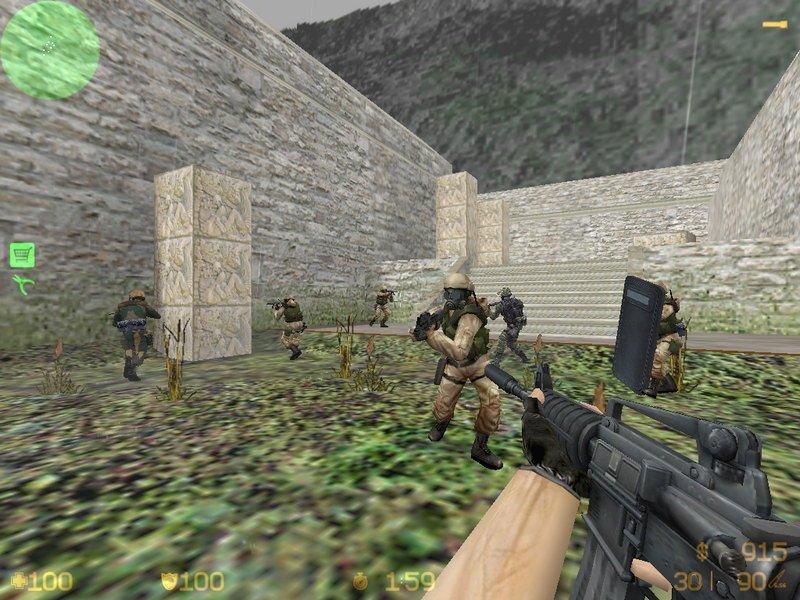 Игру Новую Контр Страйк
