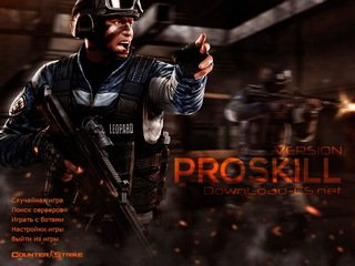 Counter-Strike 1.6 proSKILL