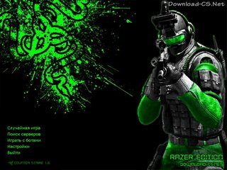 Counter-Strike 1.6 Razer 2016