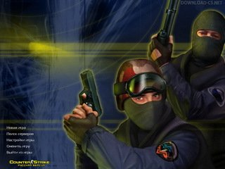 Counter-Strike 1.6 Русская Версия