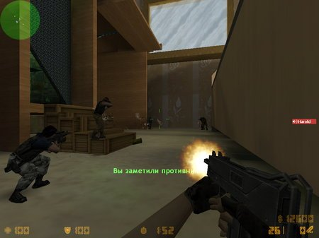 пистолет-пулемет Mac10 в кс 1.6